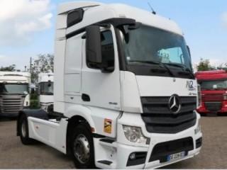 شاحنه مرسيدس اكتروس 1848 mp4  للبيع بكفاءة عالية