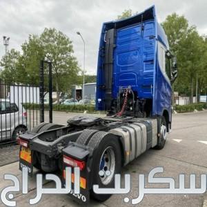 شاحنه فولفو fh420 بمواصفات عالمية للبيع